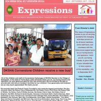 DKSHA July - Sept 2017, Newsletter