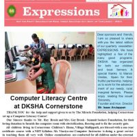 DKSHA Jan - March 2018, Newsletter