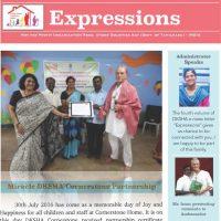 DKSHA July-Sept 2016, Newsletter