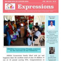 DKSHA April-June 2016, Newsletter