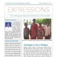 DKSHA Jan-March 2016, Newsletter
