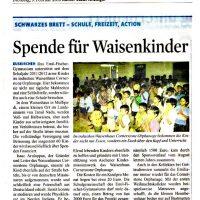 DKSHA in a German magazine
